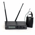 Audix Wireless bodypack system with ADX10 lavalier microphone - W3ADX10