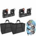 Chauvet DJ Intimidator Spot Duo 155 2-Set Gig Bundle