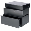 Chief 3U Economy Rack Drawer with Lock - ESD-3-L
