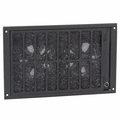 Chief Bottom Mounted Filtered Fan Panel - NAFB2BW