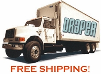 FREE shipping on Draper Screens