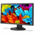 "NEC 22"" Eco-Friendly Widescreen Desktop Monitor w/ IPS Panel and LED Backlighting - E224WI-BK"