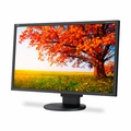 "NEC 22"" LED-backlit Eco-Friendly Widescreen Desktop Monitor w/ IPS Panel - EA224WMI-BK"