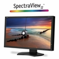 "NEC 23"" Widescreen Professional Graphics Desktop Monitor w/ SpectraViewII - P232W-BK-SV"