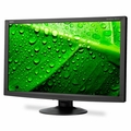 "NEC 24"" LED-Backlit Value Widescreen Desktop Monitor - AS241W-BK"