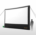 Outdoor Movie Theater System - Platinum Package - Full HD System on an 18' Screen! (REAR PROJECTION)