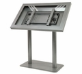 "Peerless Landscape Kiosk Enclosure for 46"" Screens - KL546"