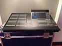 Pre-owned Yamaha M7CL-32 32-Channel Digital Mixing Console with Road Case and Doghouse