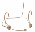 TG H74c tan Headset microphone by beyerdynamic