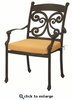 Concord Dining Arm Chair (UPS $75)