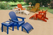 Poly-Wood Adirondack Chair Cushion (UPS $35)