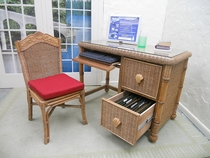 South Pacific CPU Desk & Chair (40% Off!)