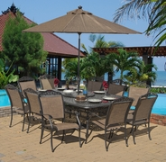 St. Croix Dining Set of 11