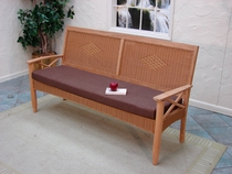 Teak Chaises, Benches, Rockers, & Chairs