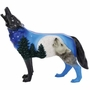 Call of the Wolf Midnight Howl Figurine