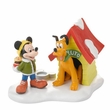 Dept. 56 Disney Village A Special Snack for Pluto