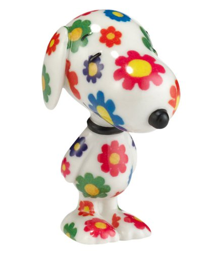 Dept. 56 Peanuts Snoopy Flower Power Pup - Fast & Easy Shipping ...