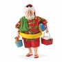 Dept. 56 Possible Dreams Santa Beach Gear