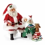 Dept. 56 Possible Dreams Santa Book Club