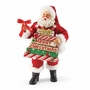 Dept. 56 Possible Dreams Santa Crafty Claus
