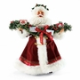 Dept. 56 Possible Dreams Santa Garland of Greetings