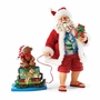 Dept. 56 Possible Dreams Santa Let's Boogie