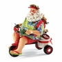 Dept. 56 Possible Dreams Santa Pedal Pusher