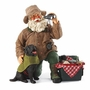 Dept. 56 Possible Dreams Santa The Great Outdoors