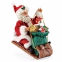 Dept. 56 Possible Dreams Santa Winter Thrill Ride