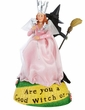 Dept. 56 Wizard of Oz Good Witch Bad Witch Figurine