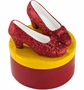 Dept. 56 Wizard of Oz Ruby Slippers Tinket Box