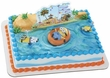 Despicable Me 2 Beach Party Cake Topper Set