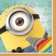 Despicable Me 2 Dessert Napkins 16 Pack