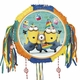 Despicable Me 2 Drum Pull Pinata