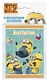 Despicable Me 2 Party Invitations 8 Pack