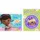 Disney Doc McStuffins Invitations and Thank You Notes 16 Pack