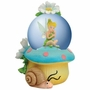 Disney Life According to Tinker Bell Dandelion Water Globe