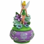 Disney Life According to Tinker Bell Pixie Perfect Trinket Box