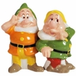 Disney Snow White Doc & Sneezy Salt and Pepper Shakers