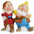Disney Snow White Grumpy & Happy Salt and Pepper Shakers