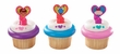 Doc McStuffins and Friends Cupcake Rings 12 Pack