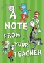 Dr. Seuss A Note From Your Teacher Postcards 36 Pack