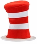 Dr. Seuss Cat in the Hat Adult Deluxe Hat