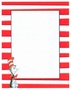 Dr. Seuss Cat In The Hat Computer Paper