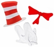 Dr. Seuss Cat in the Hat Kids Accessories Kit