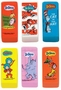 Dr. Seuss Characters Beveled Erasers 48 Pack