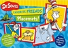 Dr. Seuss Favorite Friends Activity Placemat Book