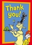 Dr. Seuss Green Eggs And Ham Thank You Postcards 36 Pack
