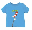 Dr. Seuss Logo Infant/Toddler Short Sleeve T-Shirt