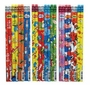 Dr. Seuss Multi Character Pencils 72 Pack